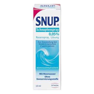 Snup Schnupfenspray 0,05%  bei versandapo.de bestellen