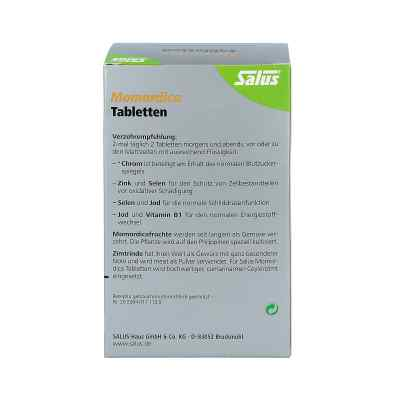 MOMORDICA DIABETIKER Tabletten mit Zimt (90 St) - diabetes.moglebaum.com