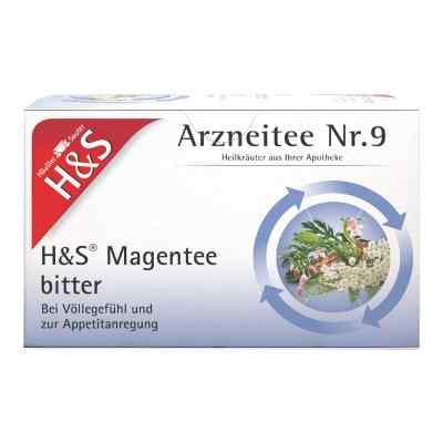 H&s Magentee Filterbeutel  bei versandapo.de bestellen