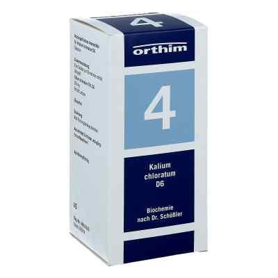 Biochemie Orthim 4 Kalium chloratum D6 Tabletten  bei versandapo.de bestellen
