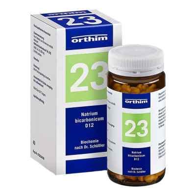 Biochemie Orthim 23 Natrium bicarbonicum D12 Tab.  bei versandapo.de bestellen