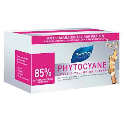 Phyto Phytocyane Kur Anti-haarausfall Frauen Ampullen   bei versandapo.de bestellen