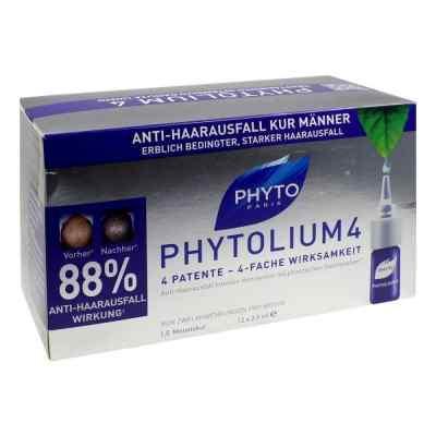 Phyto Phytolium 4 Kur Anti-haarausfall Männer  bei versandapo.de bestellen