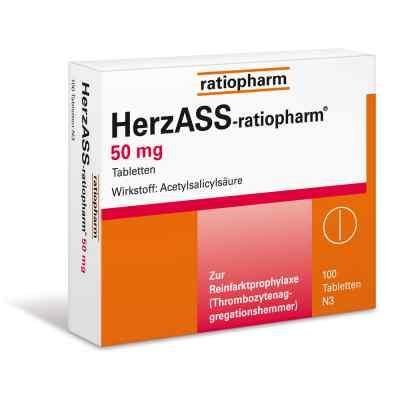 HerzASS-ratiopharm 50mg  bei versandapo.de bestellen