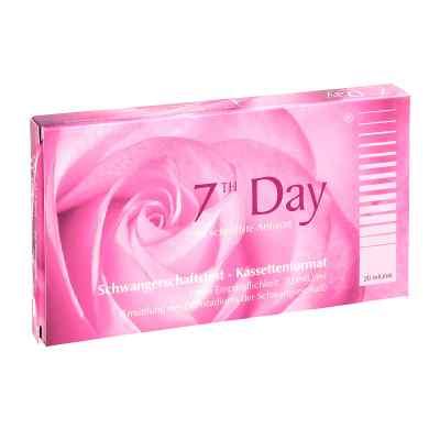 7 Th Day Schwangerschaftstest  bei versandapo.de bestellen