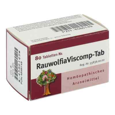 Rauwolfiaviscomp Tab Tabletten  bei versandapo.de bestellen