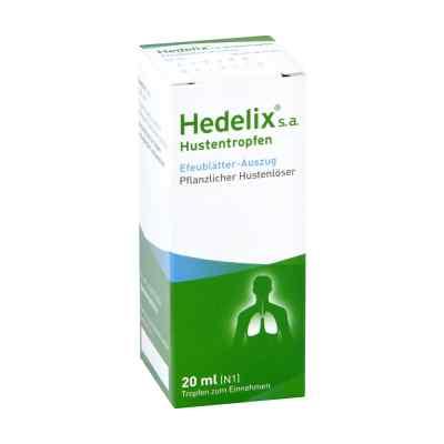 Hedelix s.a.  bei versandapo.de bestellen