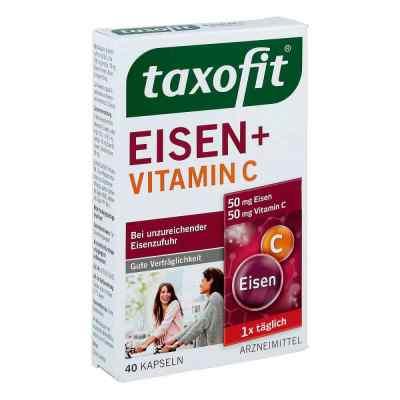 Taxofit Eisen+Vitamin C  bei versandapo.de bestellen