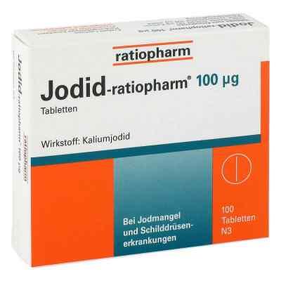 Jodid-ratiopharm 100μg  bei versandapo.de bestellen