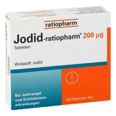 Jodid-ratiopharm 200μg  bei versandapo.de bestellen