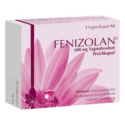 Fenizolan 600mg Vaginalovula  bei versandapo.de bestellen