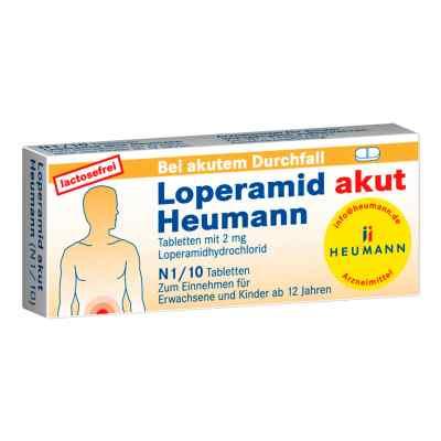 Loperamid akut Heumann  bei versandapo.de bestellen