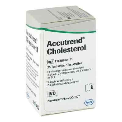 Accutrend Cholesterol Teststreifen  bei versandapo.de bestellen
