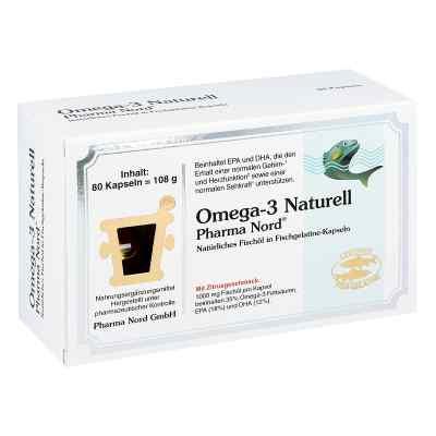 Omega 3 Naturell Pharma Nord Kapseln  bei versandapo.de bestellen