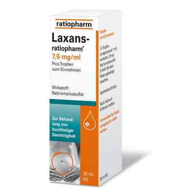 Laxans-ratiopharm 7,5mg/ml Pico  bei versandapo.de bestellen