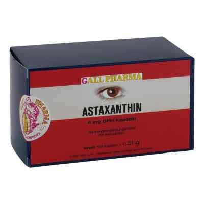 Astaxanthin 4 mg Gph Kapseln  bei versandapo.de bestellen