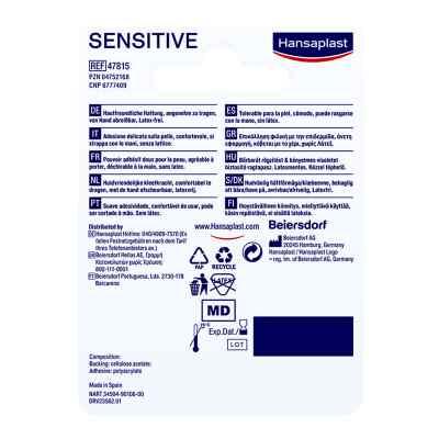 Hansaplast Fixierpflaster sensitive 5mx1,25cm  bei versandapo.de bestellen