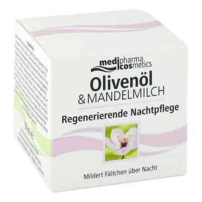 Oliven-mandelmilch regenerierende Nachtpflege  bei versandapo.de bestellen
