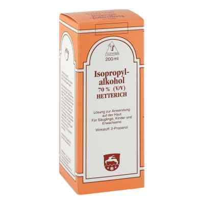 Isopropylalkohol 70% V/v Hetterich  bei versandapo.de bestellen