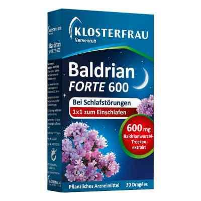 Nervenruh Baldrian Forte 600  bei versandapo.de bestellen