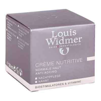 Widmer Creme Nutritive leicht parfümiert  bei versandapo.de bestellen
