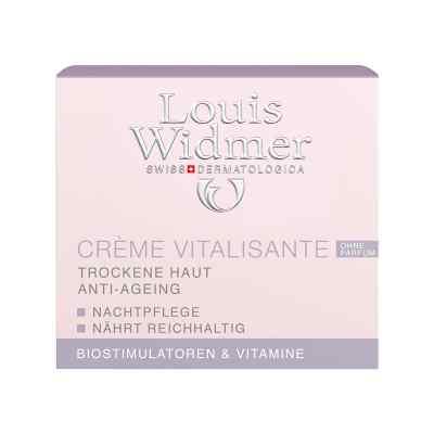 Widmer Creme Vitalisante unparfümiert  bei versandapo.de bestellen
