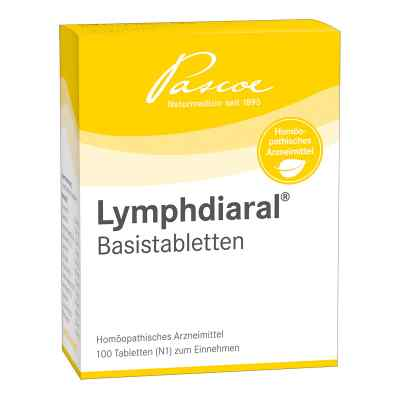 Lymphdiaral Basistabletten  bei versandapo.de bestellen