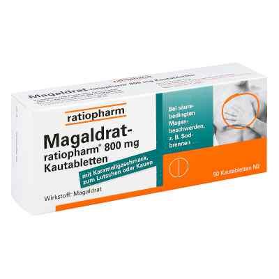 Magaldrat-ratiopharm 800mg  bei versandapo.de bestellen
