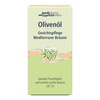 Olivenöl Gesichtspflege Creme mediterrane Bräune  bei versandapo.de bestellen