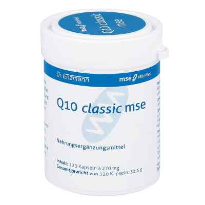 Q10 Classic 30 mg Mse Kapseln  bei versandapo.de bestellen
