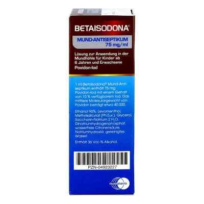 Betaisodona Mund-Antiseptikum  bei versandapo.de bestellen
