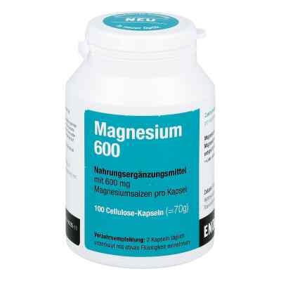 Magnesium 600 Kapseln  bei versandapo.de bestellen
