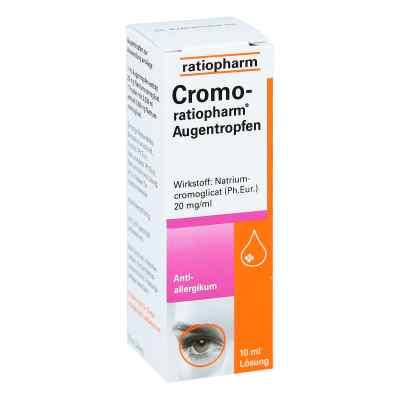 Cromo-ratiopharm  bei versandapo.de bestellen