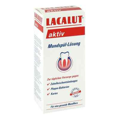 Lacalut aktiv Mundspüllösung  bei versandapo.de bestellen