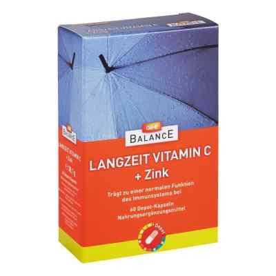 Gehe Balance Langzeit Vitamine c+zink depot Retardkapsel   bei versandapo.de bestellen