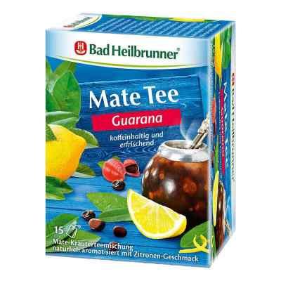 Bad Heilbrunner Tee Guarana Mate Kräuterpower  bei versandapo.de bestellen