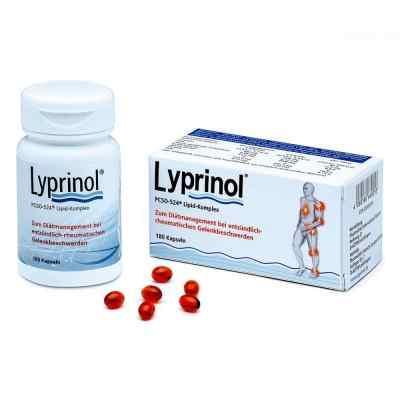 Lyprinol Kapseln  bei versandapo.de bestellen