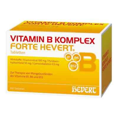 Vitamin B Komplex forte Hevert Tabletten  bei versandapo.de bestellen