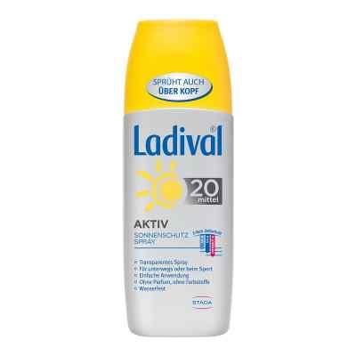 Ladival Sonnenschutzspray Lsf 20  bei versandapo.de bestellen