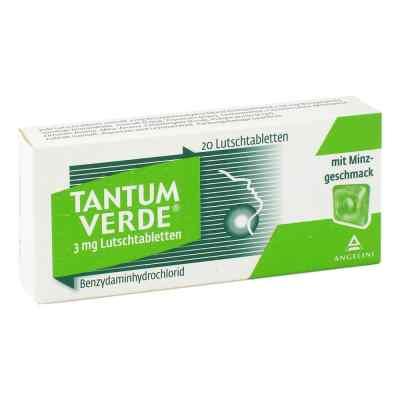 Tantum Verde 3 mg Lutschtabletten  bei versandapo.de bestellen