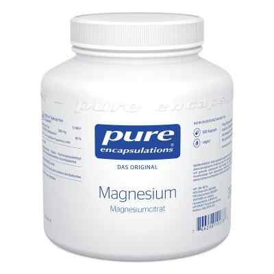 Pure Encapsulations Magnesium Magn.citrat Kapseln  bei versandapo.de bestellen