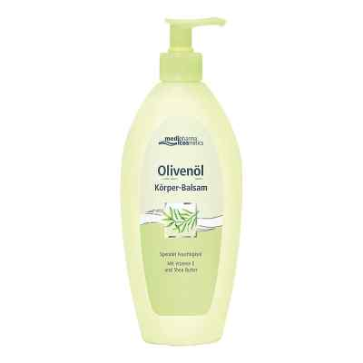 Olivenöl Körper-balsam im Spender  bei versandapo.de bestellen
