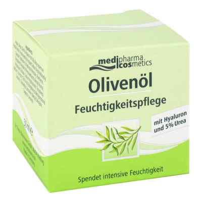 Olivenöl Feuchtigkeitspflege Creme  bei versandapo.de bestellen