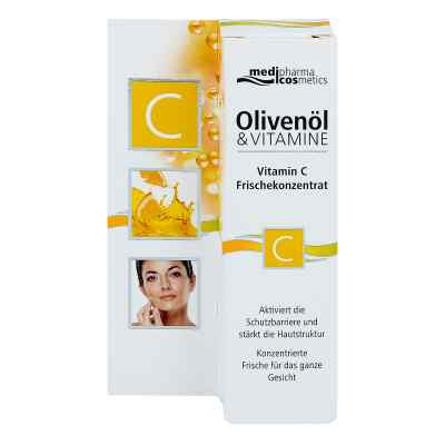 Olivenöl & Vitamin C Frischekonzentrat  bei versandapo.de bestellen