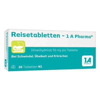Reisetabletten-1A Pharma  bei versandapo.de bestellen