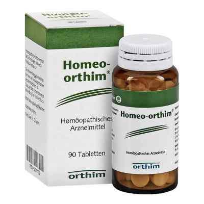 Homeo Orthim Tabletten  bei versandapo.de bestellen