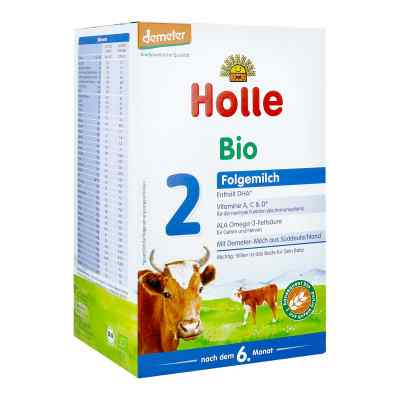 Holle Bio Säuglings Folgemilch 2  bei versandapo.de bestellen