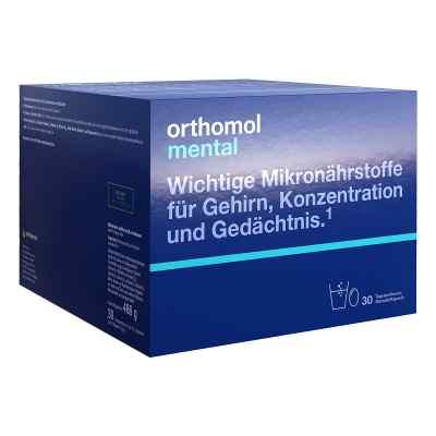 Orthomol Mental Granulat  bei versandapo.de bestellen