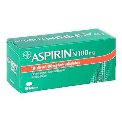 Aspirin N 100mg  bei versandapo.de bestellen