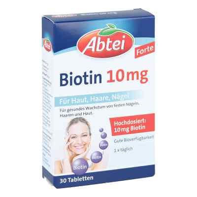 Abtei Biotin 10 mg Tabletten  bei versandapo.de bestellen